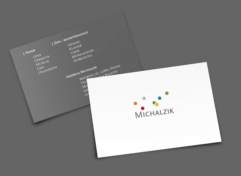 michalzik | visitenkarte