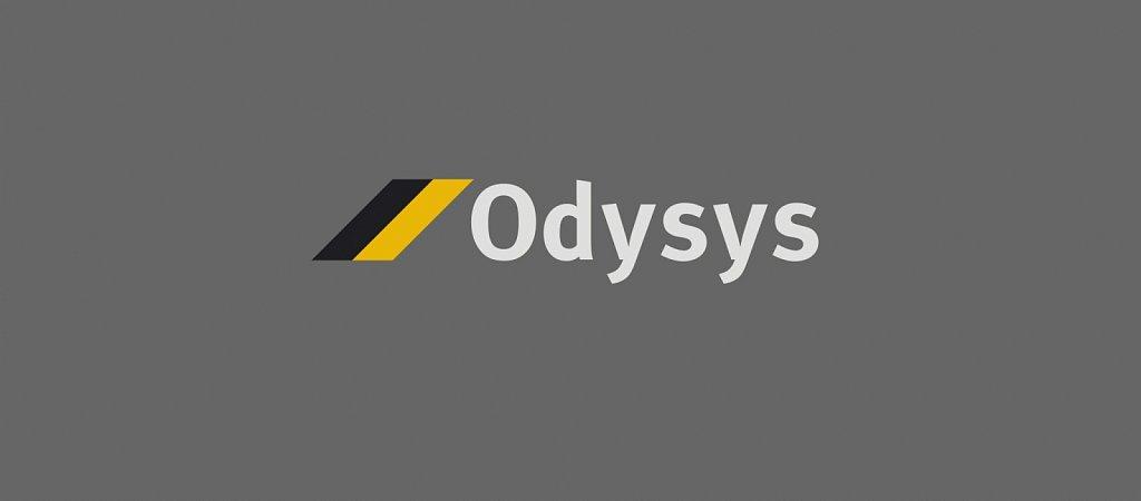 odysys | redesign logo