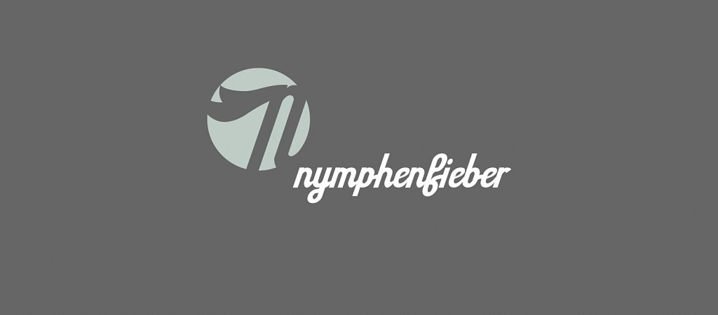 nymphenfieber | logoentwicklung