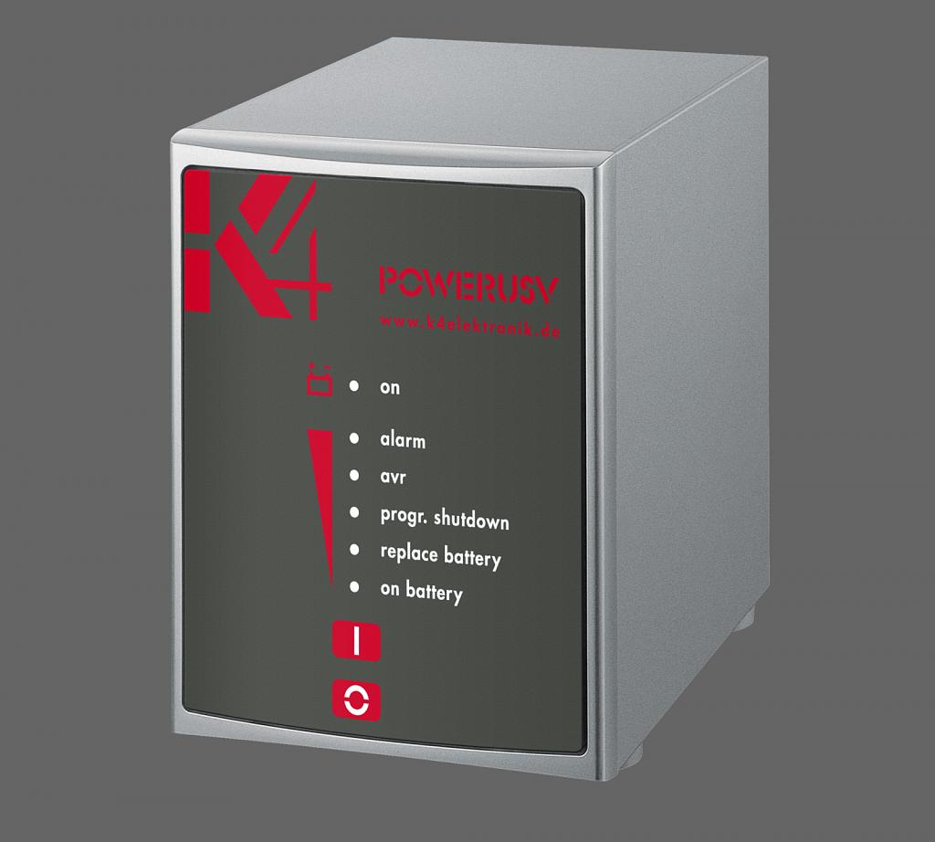 k4 | bedienfeld powerusv