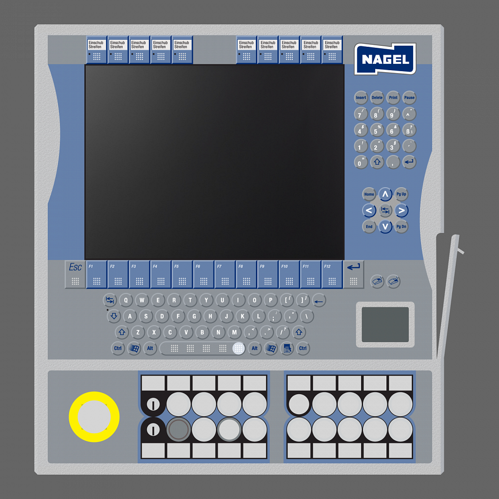 nagel | interface honmaschine