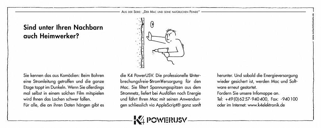 k4 | anzeige macwelt 5