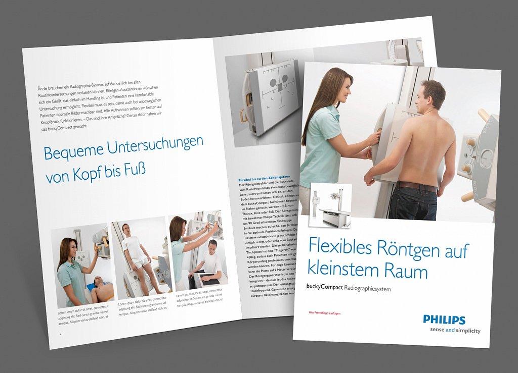 philips | broschüre