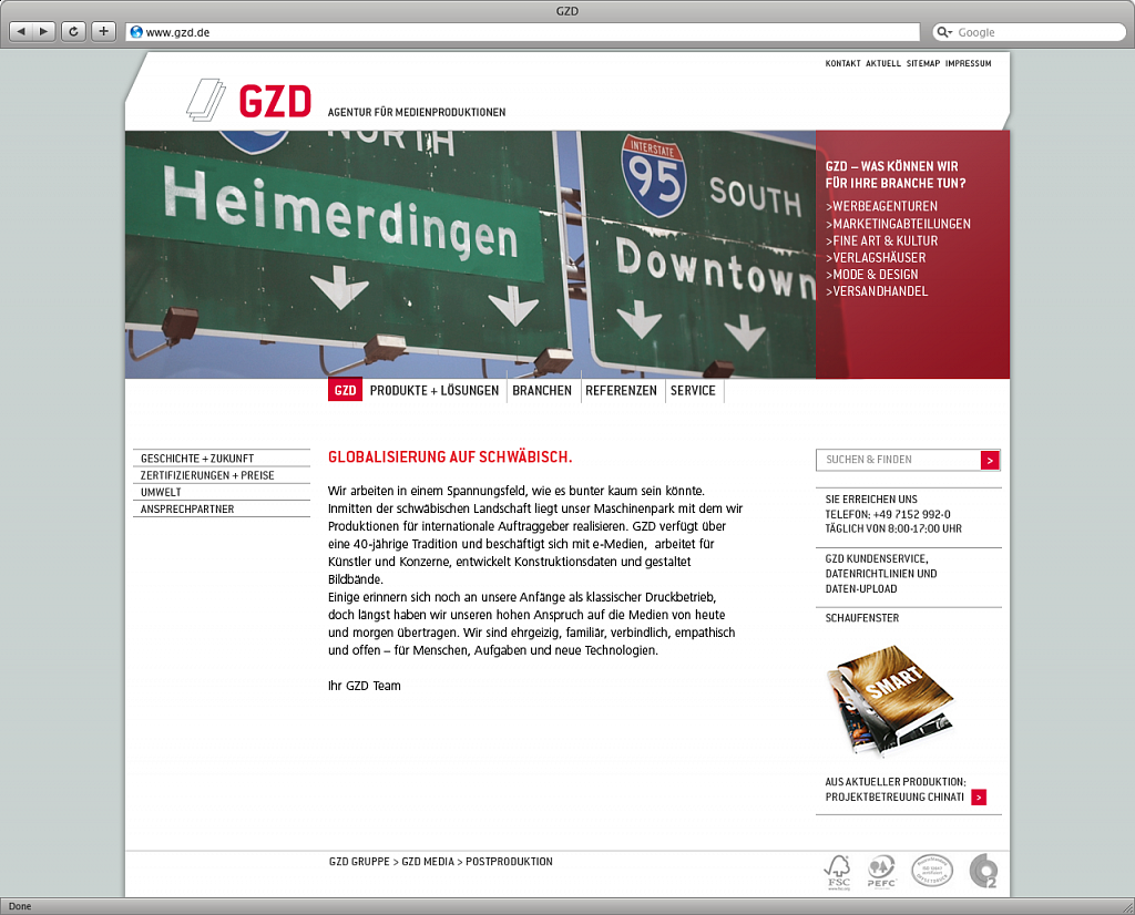 gzd | website