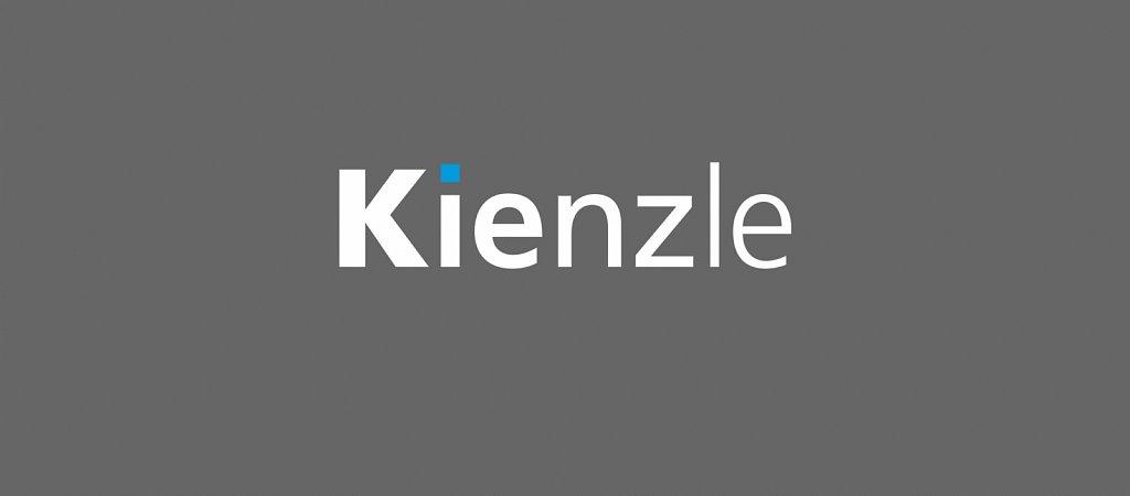 kienzle | logo redesign