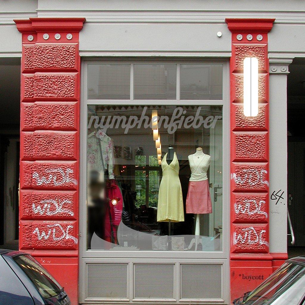 nymphenfieber | schaufenster